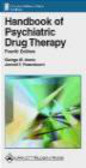 J.F. Rosenbaum,George Arana - Handbook of Psychiatric Drug Therapy 4e