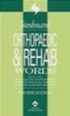 Stedman`s - Stedman`s Orthopaedic & Rehab Words + CD