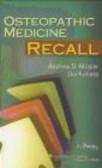 Andrew Mosier,Dai Kohara,D Kohara - Osteopathic Medicine Recall