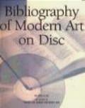 Musuem of Modern Art Lib - Bibliography of Modern Art on Disc
