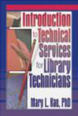 Ruth Carter,Mary Kao - Introduction to Technical Services for Library Technicians