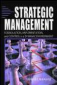 Abbass Alkhafaji,Richard Alan Nelson - Strategic Management
