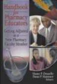S Desselle - Handbook for Pharmacy Educators