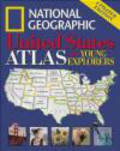 National Geographic Society - United States Atlas for Young Explorers