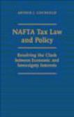 Arthur Cockfield - NAFTA Tax Law & Policy