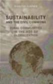 Jennifer Sumner,J Sumner - Sustainability & the Civil Commons