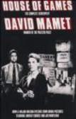 David Mamet,D Mamet - House of Games