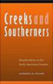 Andrew K. Frank - Creeks & Southerners