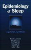 Heith Durrence,Daniel Taylor,Brant Riedel - Epidemiology of Sleep