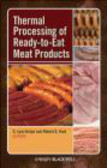 C Knipe - Thermal Processing of Ready-to-Eat Meat Products