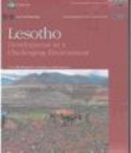 Fareed M.A. Hassan - Lesotho Development in a Challenging Environment