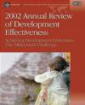 World Bank - 2002 Annual Review of Development Effectiveness