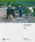World Bank - World Bank Annual Report 2003 2vols