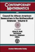 Mich - Council for African American Researchers in the Mathematical