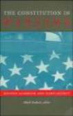 Alarmism - Constitution in Wartime