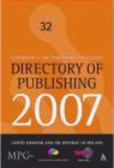 The Publishers Association,Continuum - Directory of Publishing 2007