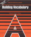 Margaret Martin Maggs,Margaret Maggs - Building Vocabulary A
