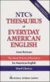 Anne Bertram - Thesaurus of Everyday American English