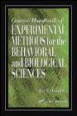 Jay E. Gould,J Gould - Experimental Methods for Behavioral & Biological