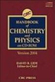 David Lide,D Lide - Handbook of Chemistry & Physics on CD-ROM