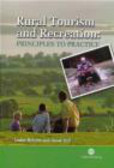 D. Hall,L. Robert,D Hall - Rural Tourism & Recreation Principles to Practice
