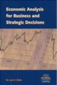 Jae K. Shim,J Shim - Economic Analysis for Business and Strategic Decisions