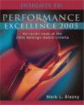 Blazey - Insights to Performance Excellence 2005