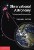Edmund C. Sutton - Observational Astronomy