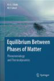 Harry A.J. Oonk - Equilibrium Between Phases of Matter
