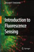 A Demchenko - Introduction to Fluorescence Sensing