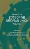 Fiorella Padoa Schioppa,Jean-Paul Fitoussi - Report on the State of the European Union v 1