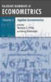 K Patterson - Palgrave Handbook of Econometrics v 2