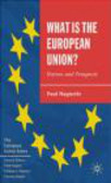Paul Magnette - What Is the European Union