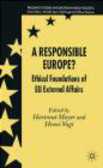 H Mayer - Responsible Europe?