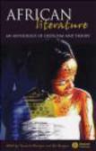 T Olaniyan - African Literature