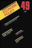 G Menil - Economic Policy 49