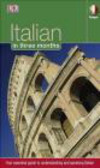 Italian in 3 Months with CD
