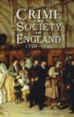 Clive Emsley - Crime and Society in England 4e