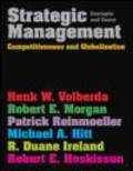 Robert Hoskisson,Robert Morgan,Duane Ireland - Strategic Management
