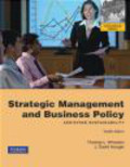 T Wheelen - Strategic Management & Business Policy plus MyStratLab Acces