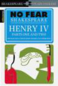 William Shakespeare,W Shakespeare - Henry IV parts one & two