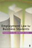 Stephen Hardy,Robert Upex,S Hardy - Employment Law for Business Students