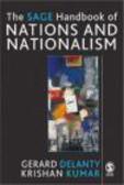 G Delanty - SAGE Handbook of Nations & Nationalism