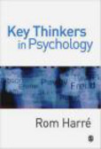 Rom Harre,R Harre - Key Thinkers in Psychology