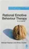 Michael Neenan,Windy Dryden,M Neenan - Rational Emotive Behaviour