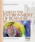 David W. Conklin,D Conklin - Cases in the Environment of Business