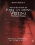 Jill Treadwell,Donald F. Treadwell,D Treadwell - Student Workbook for Public Relations Writing
