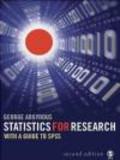 George Argyrous,G Argyrous - Statistics for Research