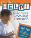 Gwen Snyder Kaltman,K Snyder - More Help! for Teachers of Young Children