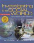 Russell K. Schutt,R Schutt - Investigating the Social World